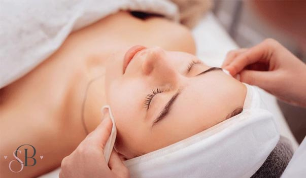 Facial Treatments at Simply Beauty York
