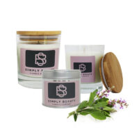 Simply Beauty Aroma Candles