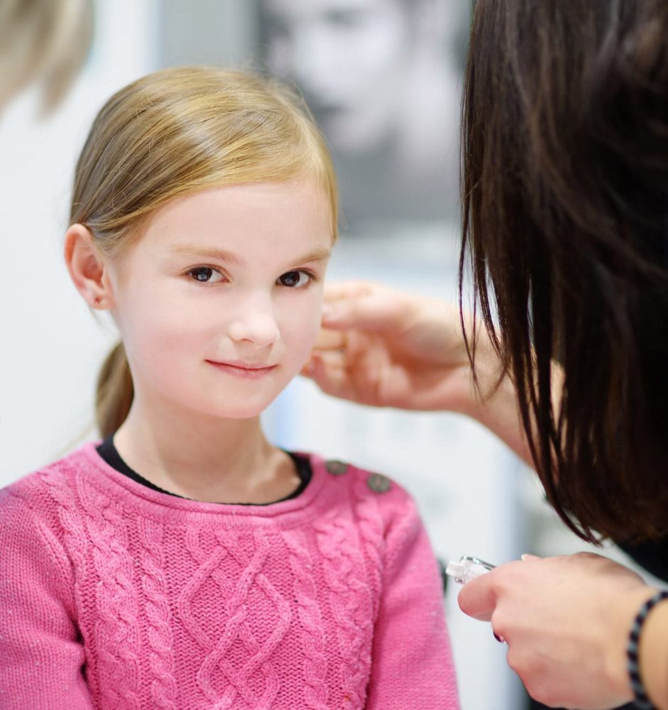 Ear Piercing York Children's Ear Piercing, Adult Ears Pierced